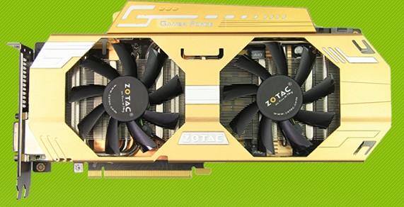 索泰GTX 760<br/>至尊OC+