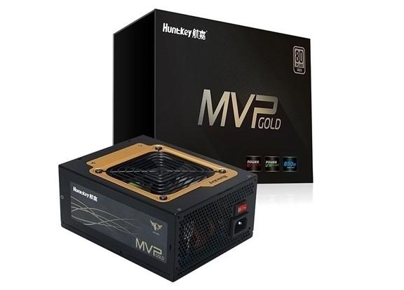 全模组金牌怪兽 航嘉MVP K850电源评测