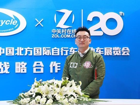 在竞争中不断成长 专访宝岛总裁杨振鹤