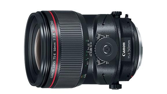 佳能TS-E 50mm f/2.8L