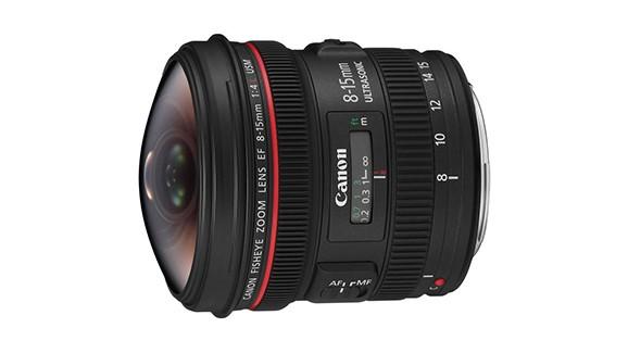佳能EF 8-15mm f/4L USM
