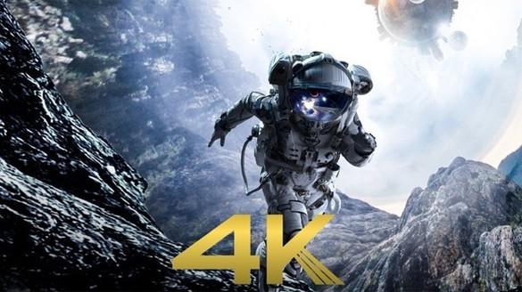 """""""4K""""概念包含色彩深度、色彩空间"""