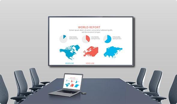 高端会议新形象 皓丽智能商务平板评测