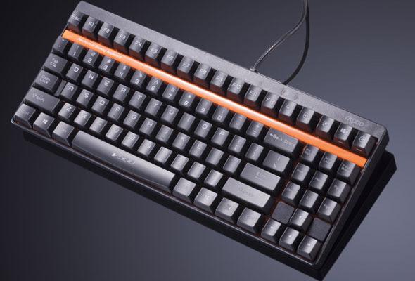 雷柏V500机械键盘 199元的机械王者
