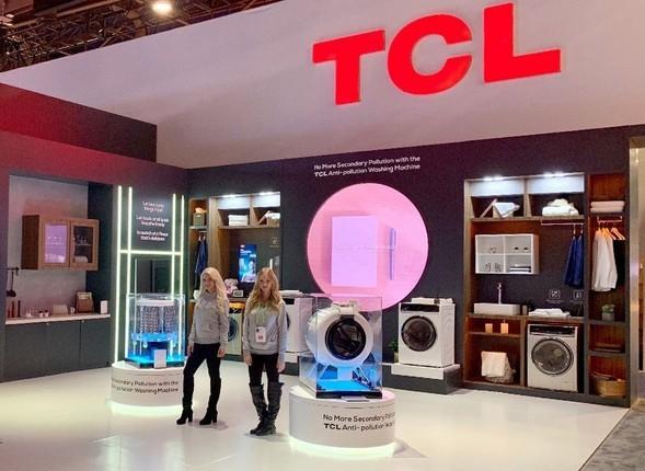TCL智造未来生活从心出发