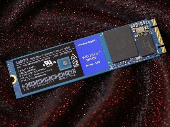 NVMe协议的WD Blue SN500值不值得买?