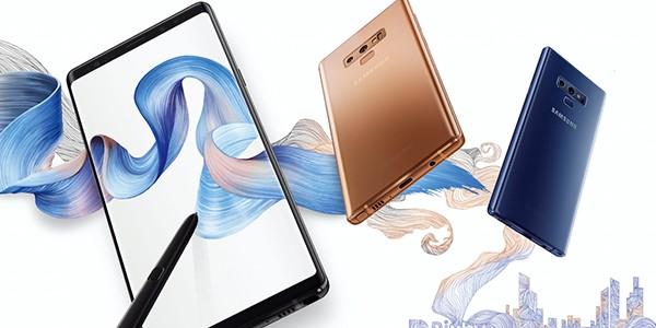 三星Galaxy Note9荣获游戏高性能五星产品称号