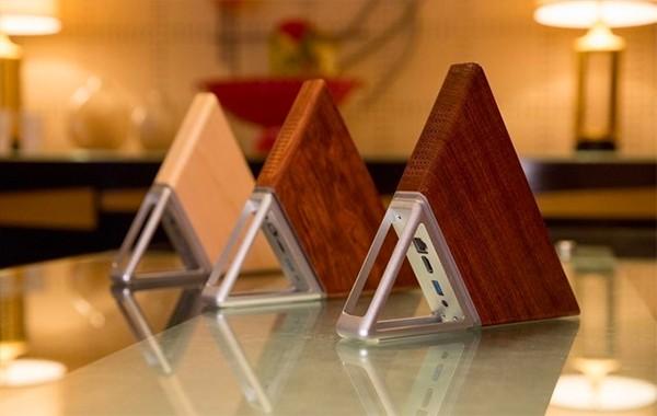8.下面哪项不是三角形主机的特性?