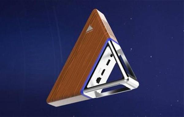 """12.三角形""""挖矿""""得到的数字货币是?"""