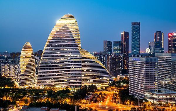 尼康Z5记录京城夜景