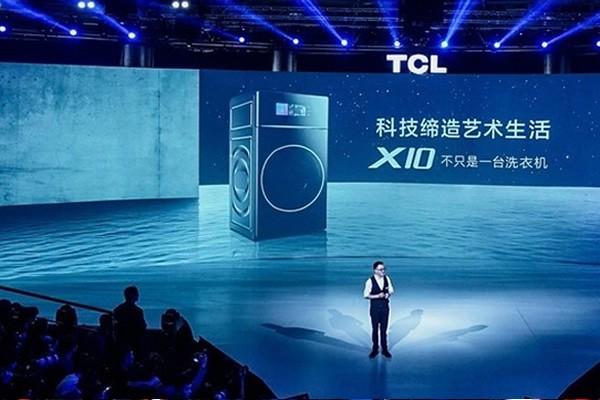 TCL X10冰箱洗衣机定位高端