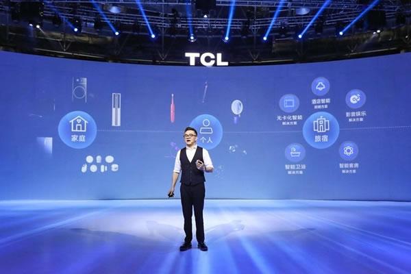 你和未来生活只差一套TCL的距离