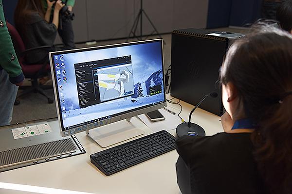 惠普WASD钢铁匣硬件性能完美支持VR