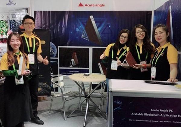 三角形PC在CES 2018展会上吸引大量关注