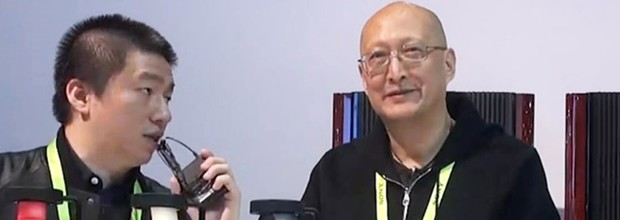 「CES2019-在现场」惠威总裁姚洪波专访
