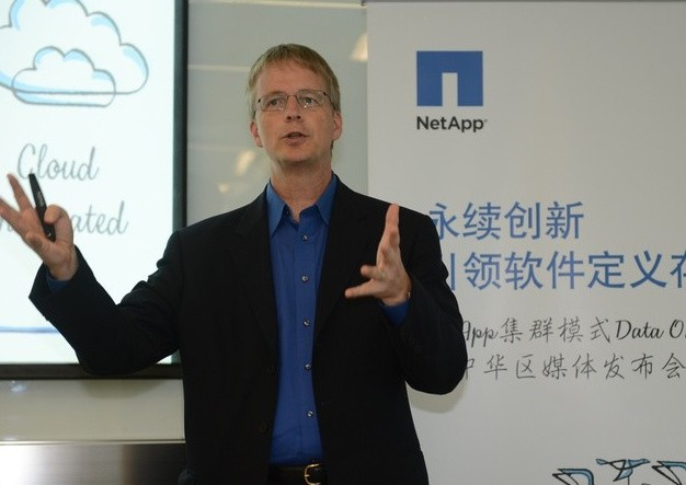 NetApp全新闪存阵列解决方案