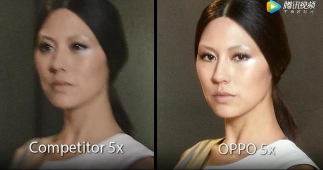 有视频有真相 OPPO 5x技术拍得远拍得稳