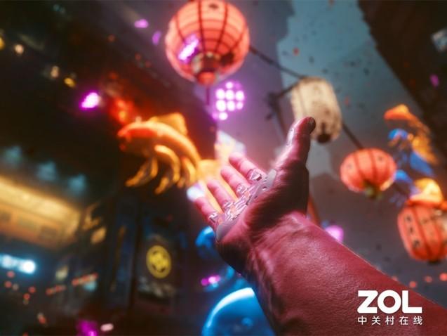 在《赛博朋克2077》中 光线追踪有多强大