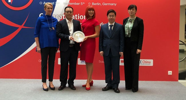 Letv获设计与技术集成创新金奖