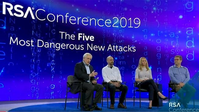 RSA2019:SANS展示了2019年最危险的攻击