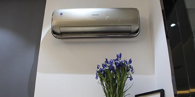 卡萨帝大1.5匹变频温冷感应自清洁空调