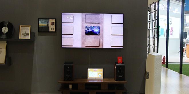 从科技到格调:三星电视才配做家居艺术品