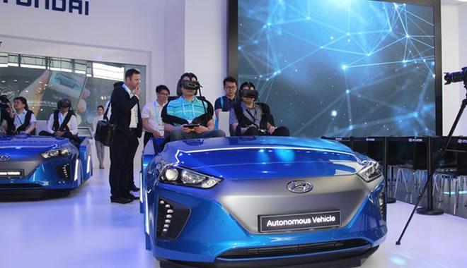 人工智能终极场景:自动驾驶引领CES Asia