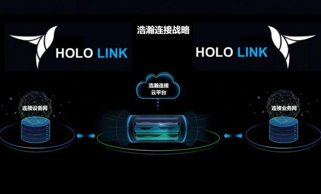 携手Holo服务平台,万物皆互联