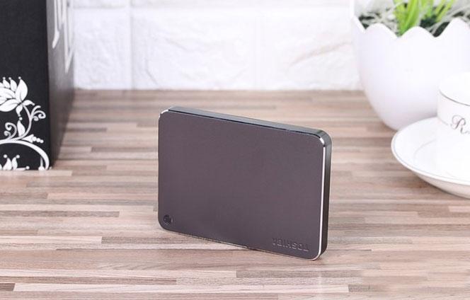 旗舰性能 东芝CANVIO 1TB移动硬盘评测