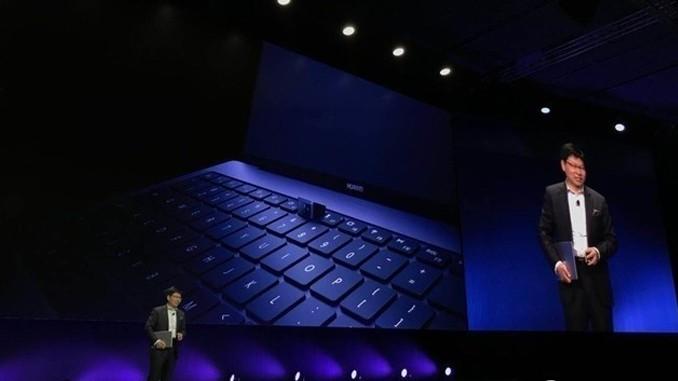华为MateBook X Pro发布:1499欧元起步