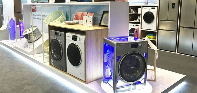 免污不是终点 TCL洗衣机打造健康专属生活方式
