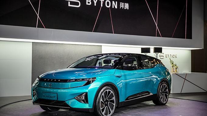 这一届北京车展 互联网汽车品牌开始秀肌肉了