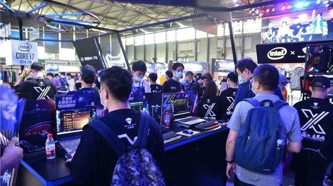ChinaJoy2020机械师展台闪耀全场
