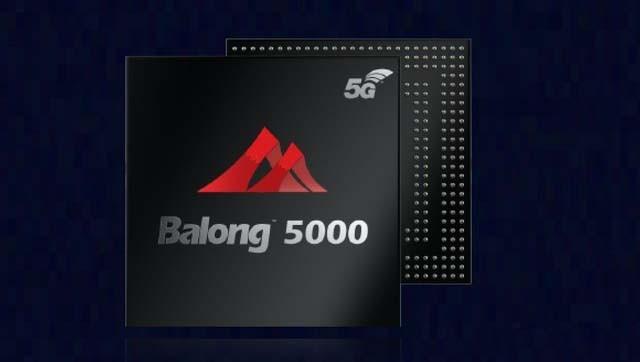 内置巴龙5000芯片 5G普及和家庭宽带革命就靠它