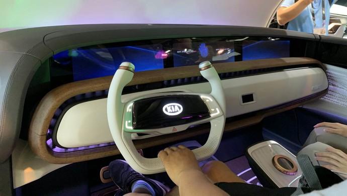CES Asia第二天看点:人工智能汽车科技齐上阵