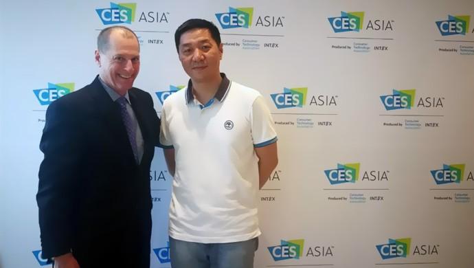 ZOL独家专访:美国CTA总裁兼CEO夏培罗
