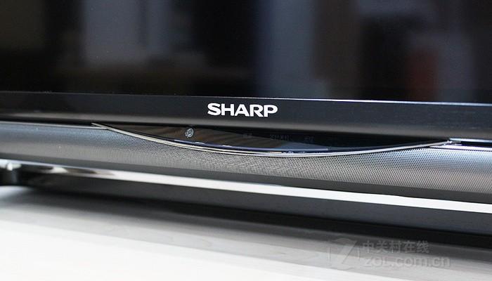 夏普LCD-70UD10A的LOGO