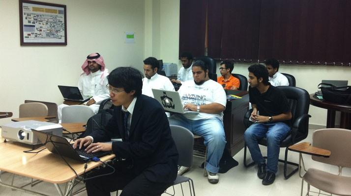 沙特阿卜杜勒阿齐兹国王大学大学