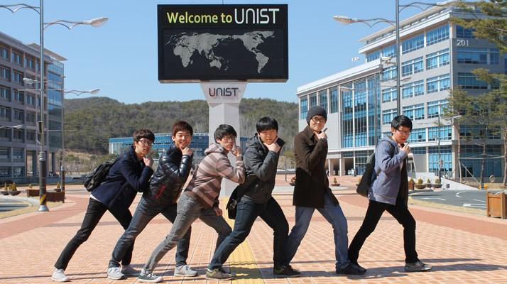 韩国蔚山科学技术大学