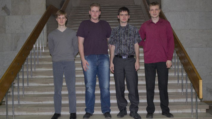 俄罗斯圣彼得堡国立大学