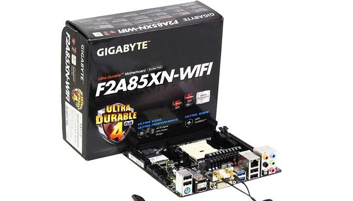 技嘉GA-F2A85XN-WiFi