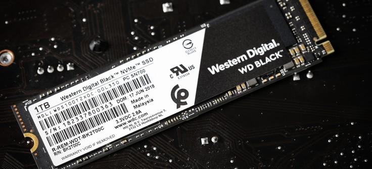 西部数据SSD为啥这么强?