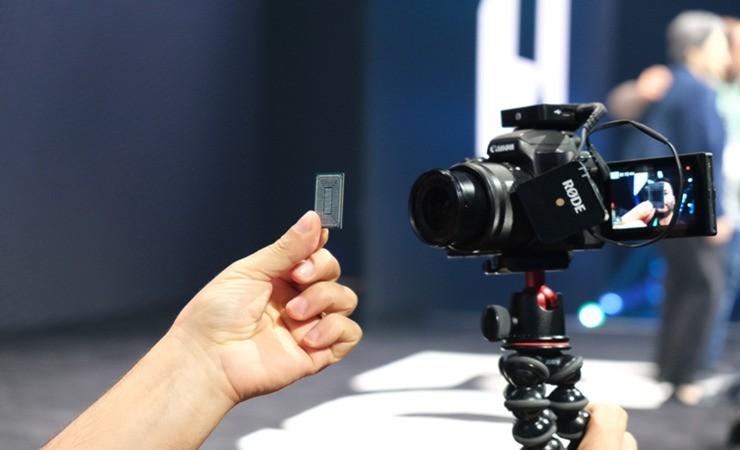 CES2020:AMD最新笔记本处理器高清图
