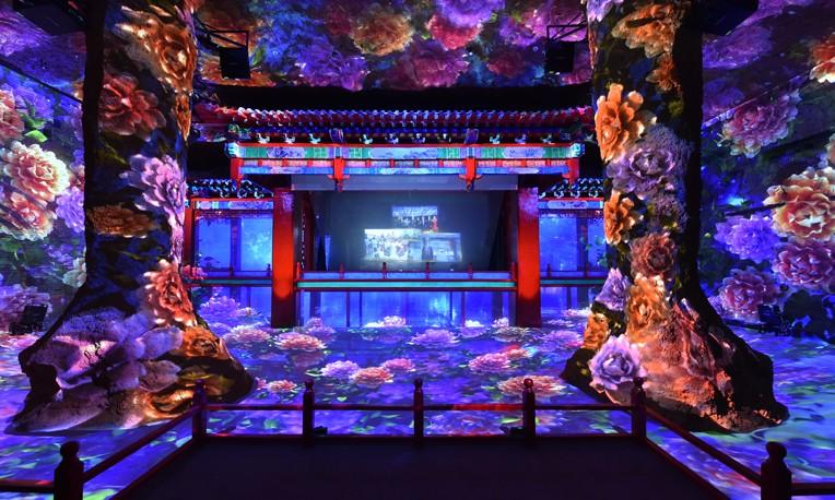 古井酒厂展厅