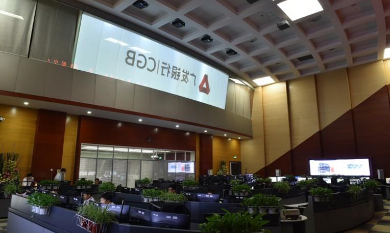 广发银行数据中心