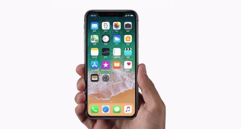 iPhone X 图片7