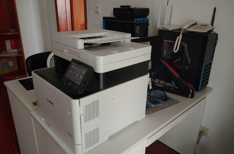 佳能打印机试用报告