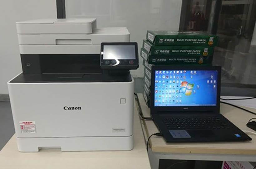 MF732Cdw打印机使用报告