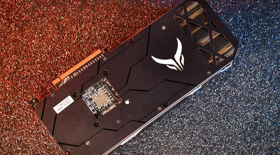 撼讯RX5700 XT Red Devil 红魔 8GB GDDR6