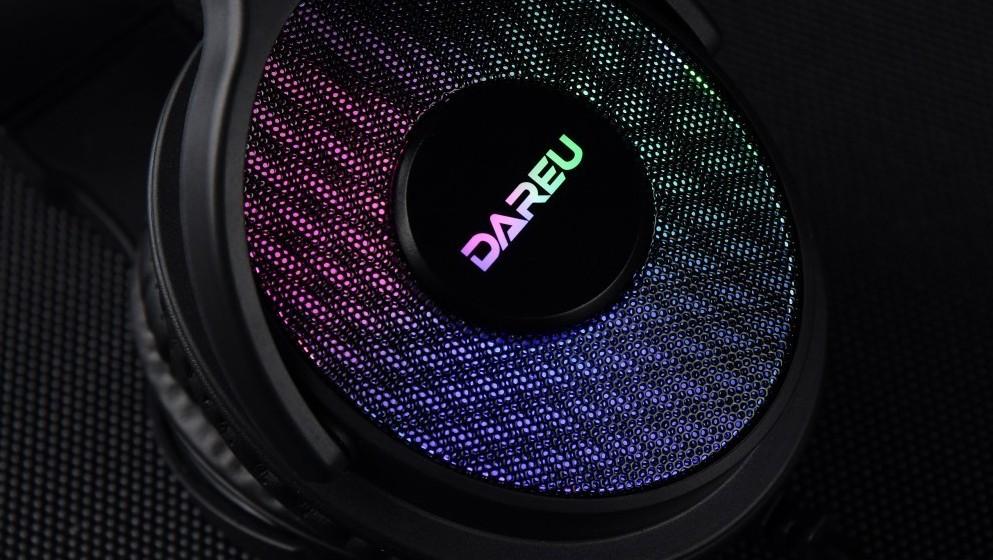 达尔优EH724游戏耳机评测 实力加持